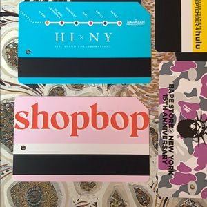 Other - 5 rare collectible new metrocards Nyc